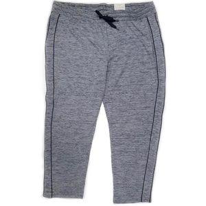 NWT St John's Bay Active Women's Mid Rise Pant XL